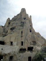 """Still the museum was fabulous. This is the 7 story """"building"""" which housed a monastery, located at the entrance."""