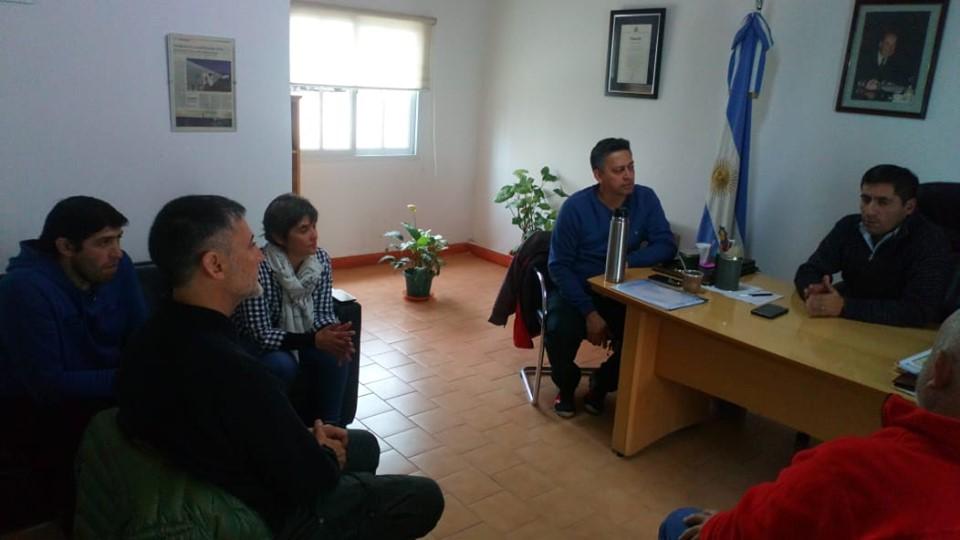 Neuquén: Reunidos con ASIJEMIN, Intendentes investigarán la inseguridad laboral en Mina Andacollo