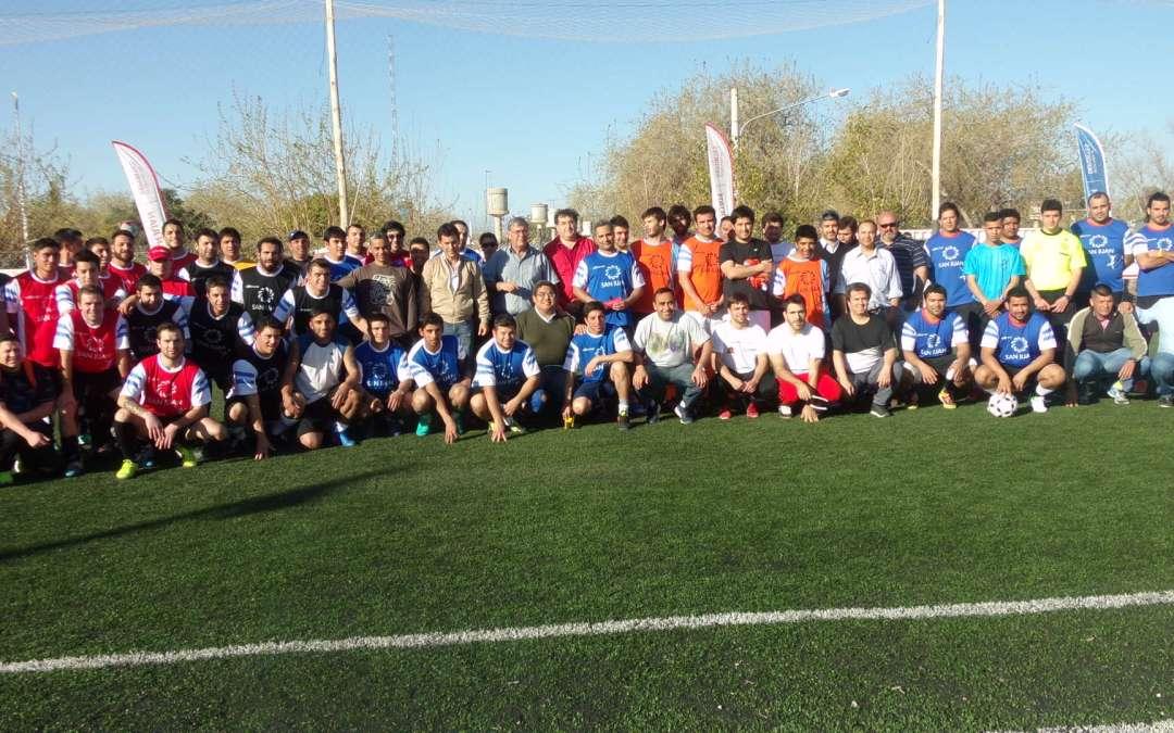 Liga Minera de Fútbol, un proyecto deportivo, social y educativo de ASIJEMIN