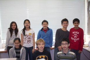 ASIJ's Brain Bowl Team