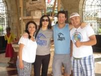 Sandy, Joyce, Brendan, JP-Sandy