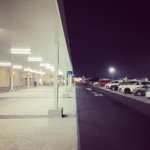 蓮田が大型ショッピングモールみたいになってた
