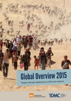 Global overview Internal displaced people