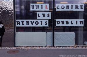 L'occupation de l'UNIL, 23-24 novembre 2015.