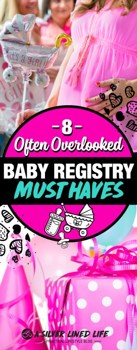 Baby stuff for your baby registry (that are must haves!) and essentials for first time moms, often overlooked! This checklist has the best tips on Amazon items that are life savors! If you're looking for what to put on your baby registry, look no further! Love this!