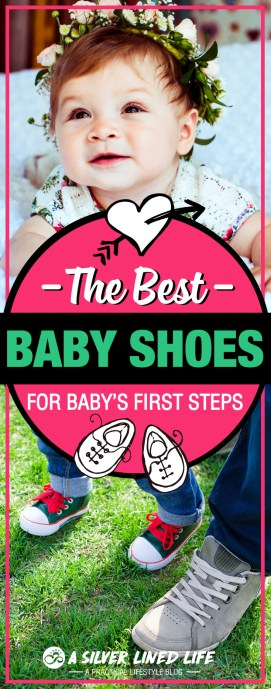 Cute baby shoes for girls or a boy made just for walking. Skip the DIY, decoration, patterns, crochet, Jordans, boots, vans, nike, converse, Uggs and moccasins. You need to buy a walking shoe that is sturdy and built just for baby's first steps! Here's everything you need to know about buying the best first pair of baby walking shoes for your infant or toddler!