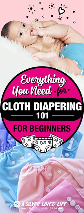Cloth Diapering 101: For Beginners. Everything you need to know! The best cloth diapers, washing, where to buy them, how to use them, types of cloth diapers and more!! #SLL