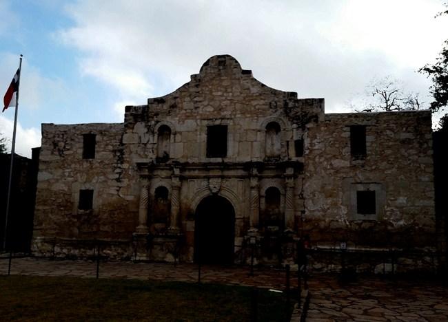 The Alamo San Antonio, Texas