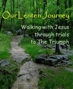 Our Lenten Journey