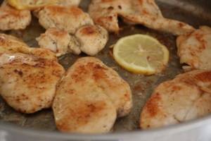 lemon chicken breast recipe