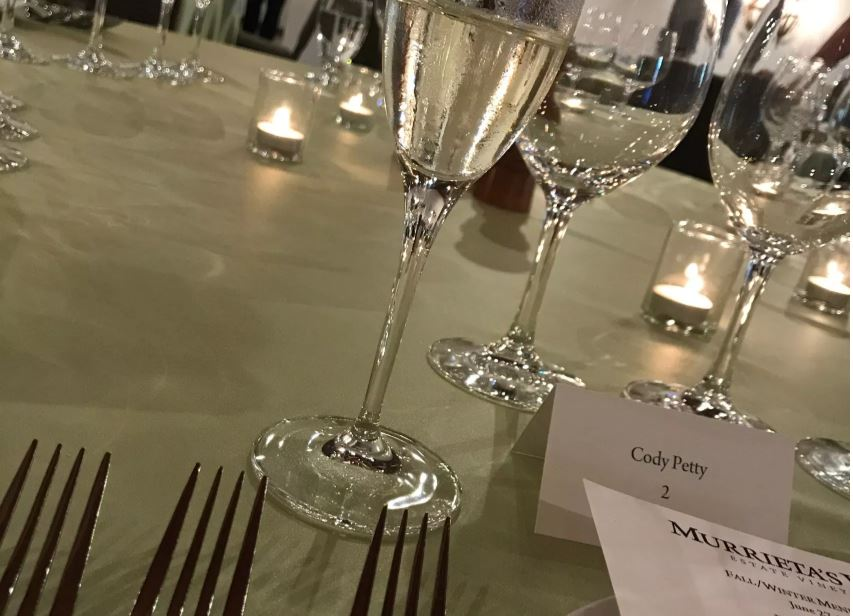 Wedding Menu Tasting – And What We Chose