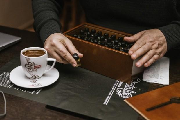 Ilija Đurić, cup tester ili profesionalni degustator Grand kafe