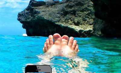 Telefon u vodi