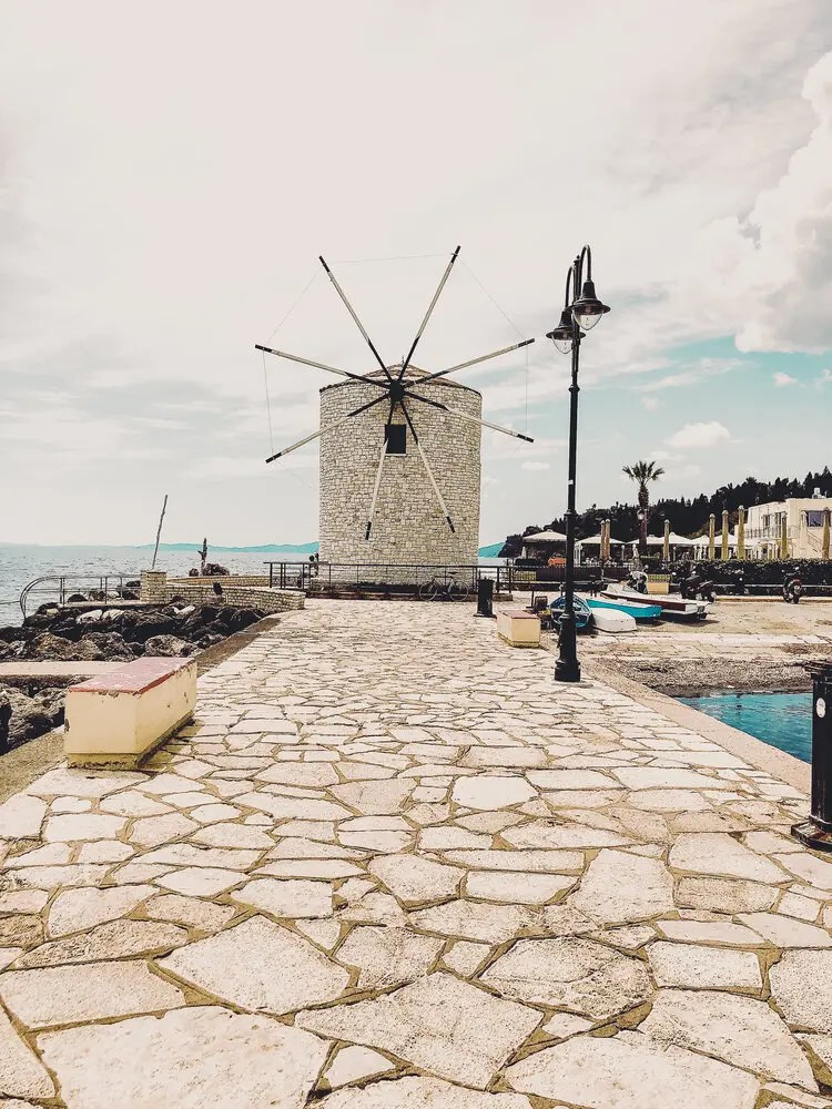 Corfu Greece for Solo Female Trips