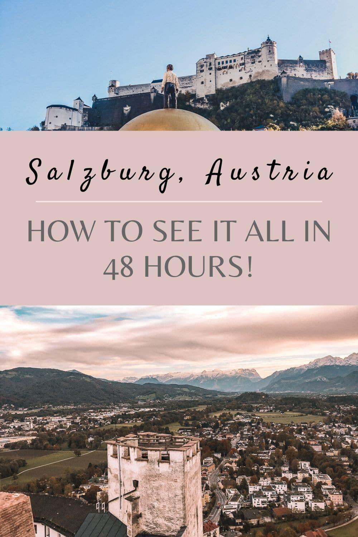 Salzburg Austria Travel Tips