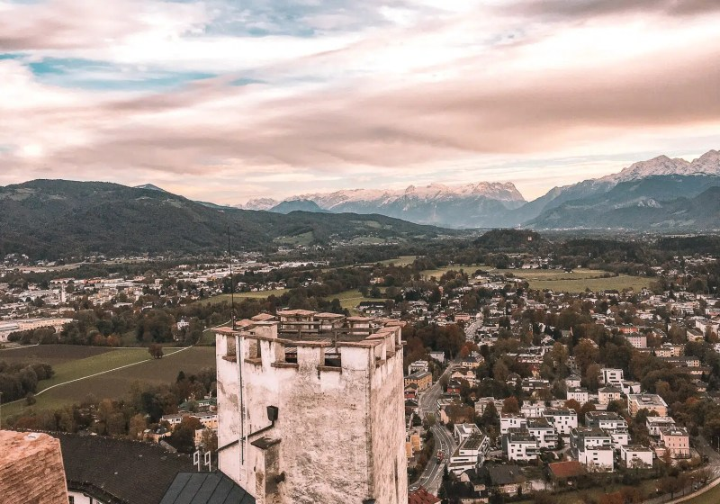 Best View of Salzburg