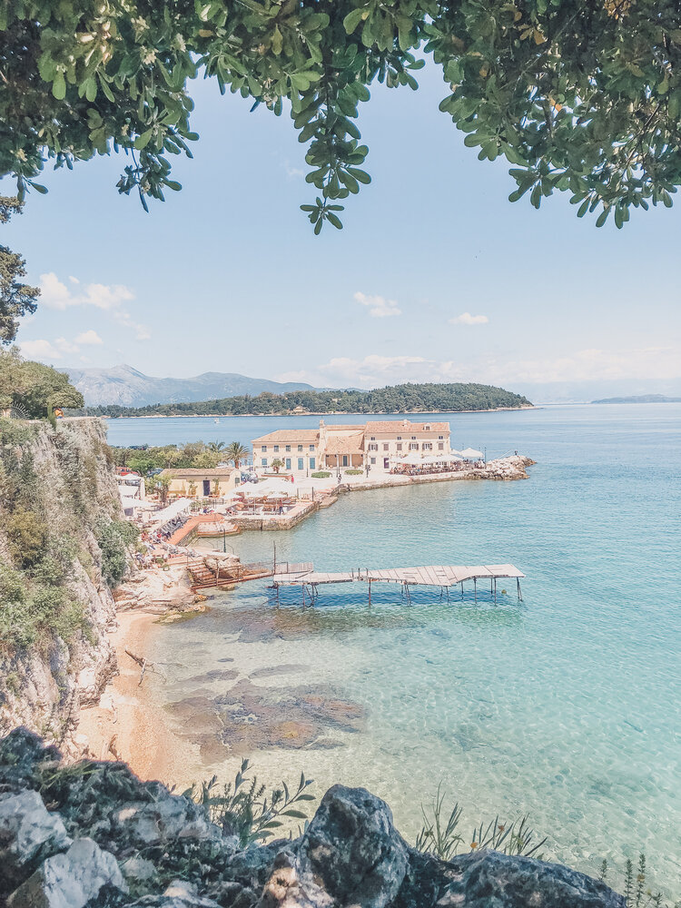 Solo Trips To Greece