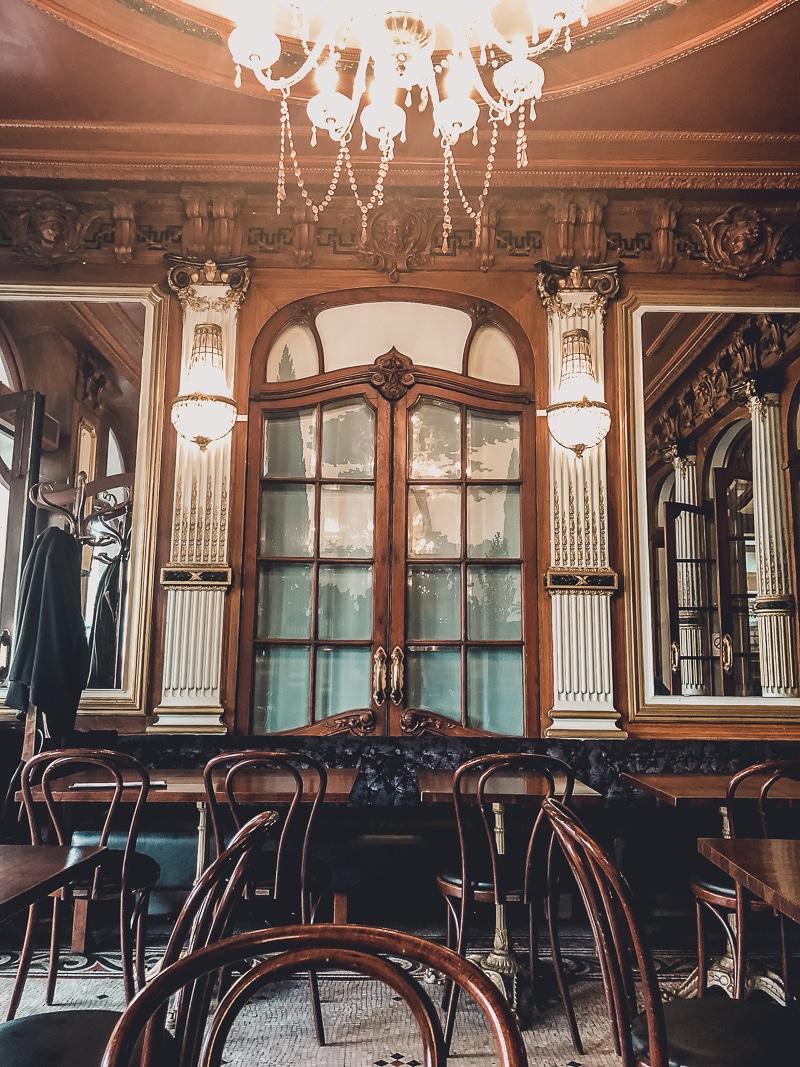 Cafe in Bordeaux