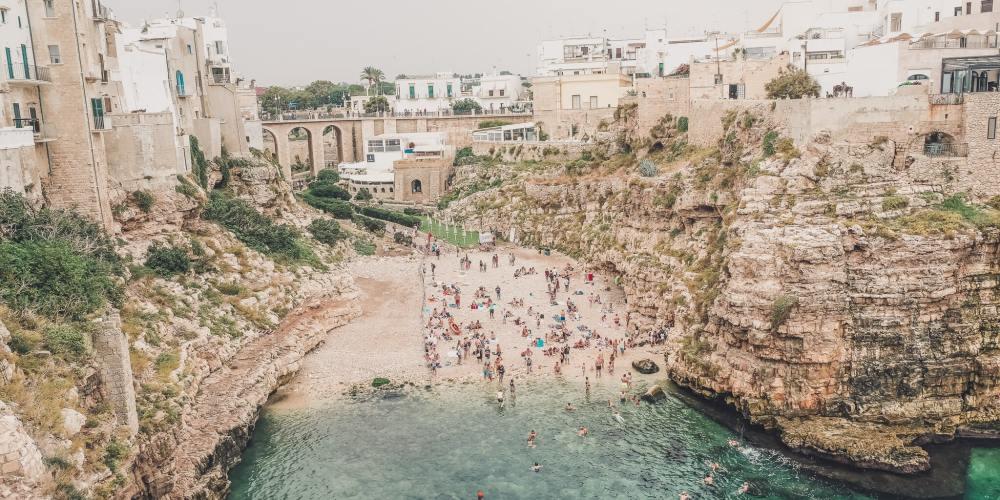 East Coast of Italy Bari