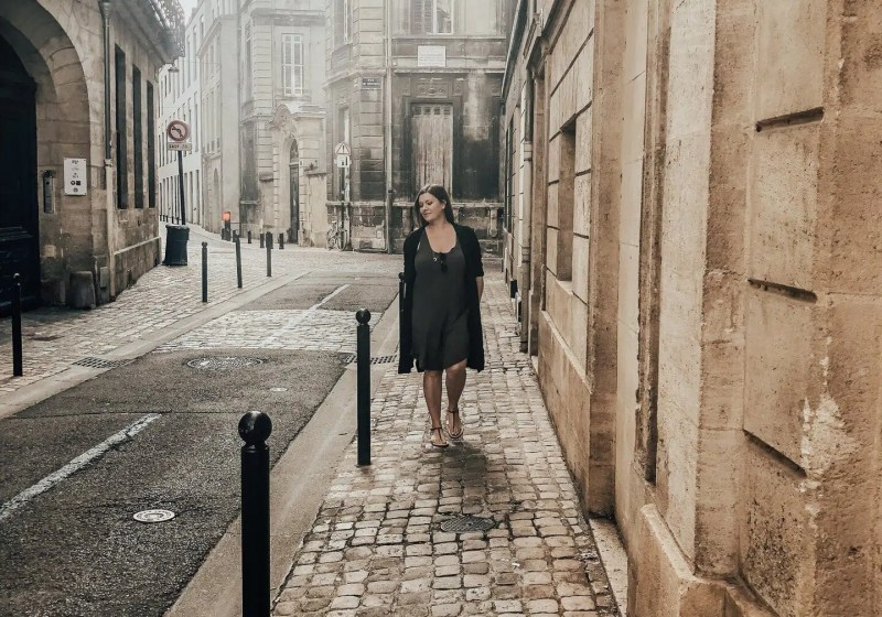 I Was Ashamed of Traveling Alone
