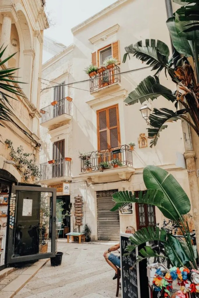 A Weekend Holiday Break to Bari, Italy
