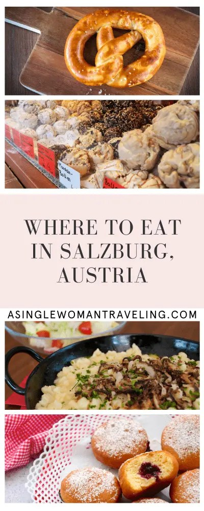 Where to Eat in Salzburg