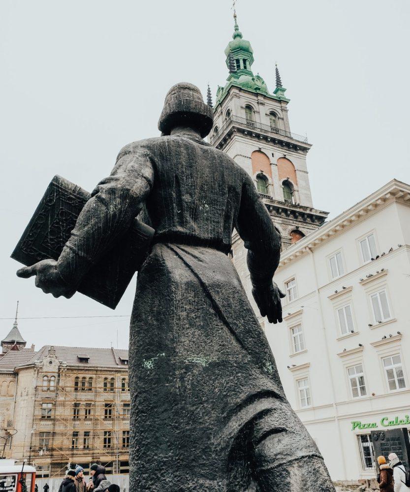Best cities in Ukraine for solo females! Lviv