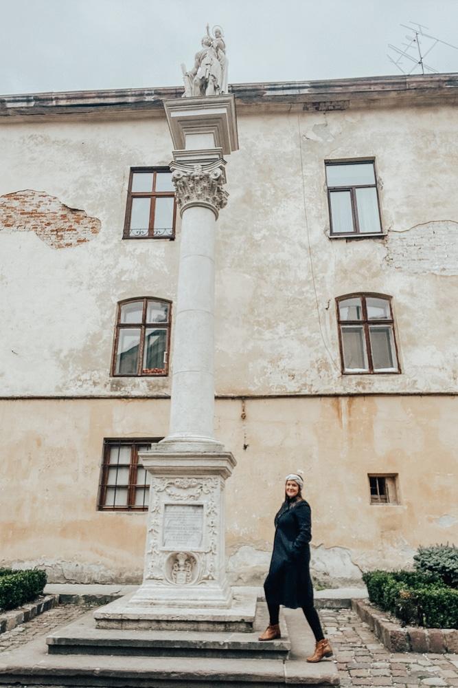 Sites of Lviv