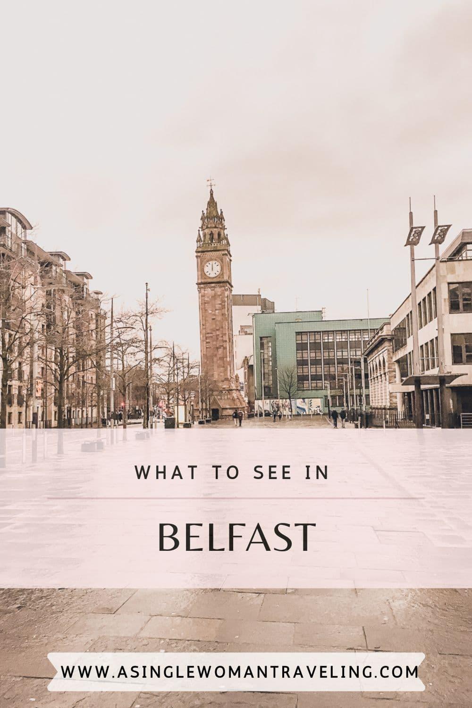 3 Days in Belfast