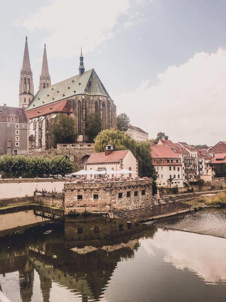 Most Idyllic Picture of Gorlitz Germany
