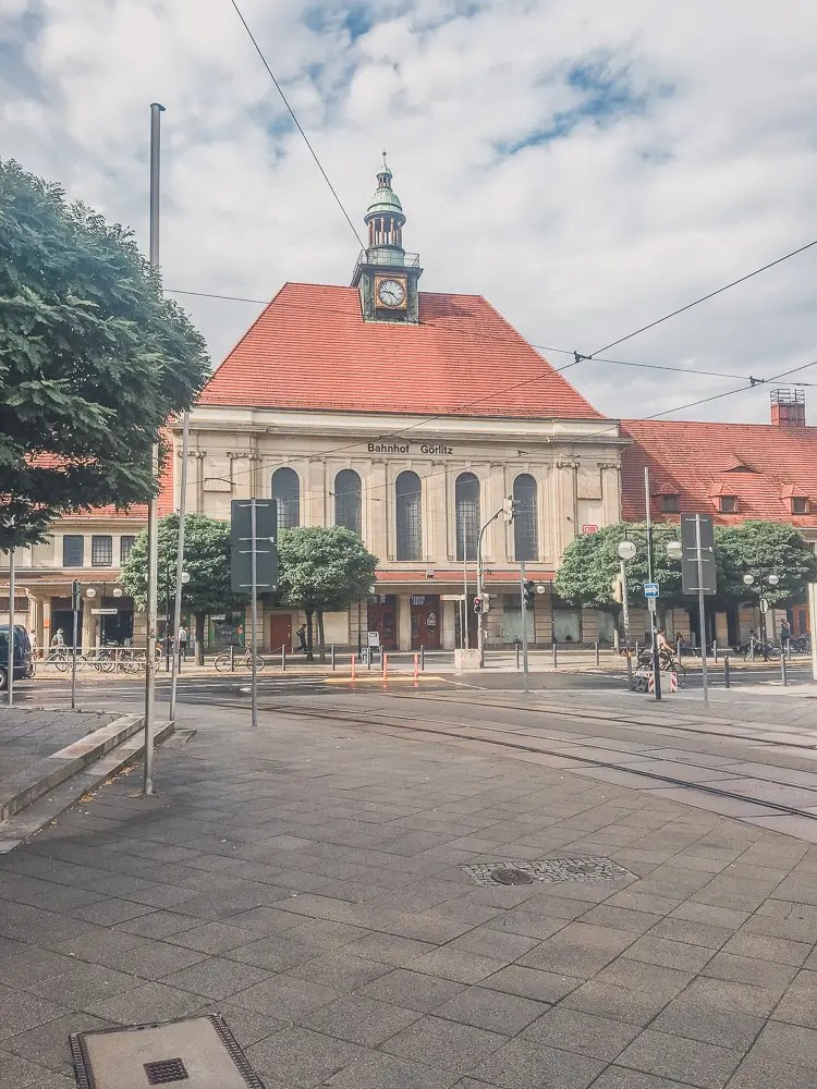 Exterior Picture of Bahnhof Gorlitz
