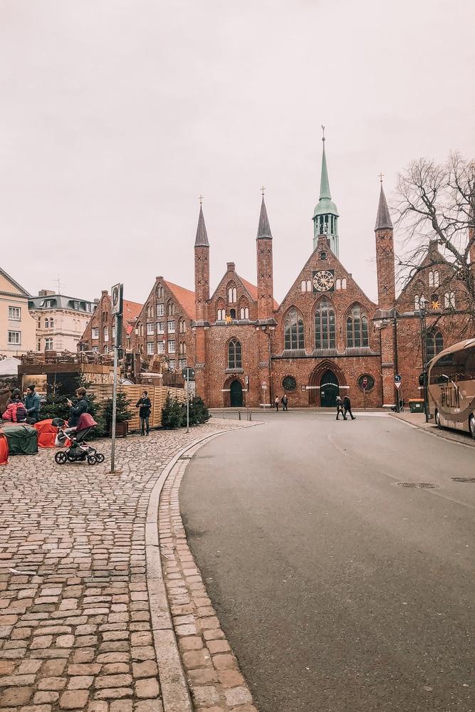 Beautiful Churches of Lubeck