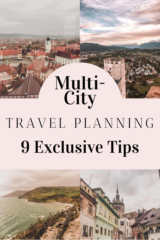 Multi City Travel Planning
