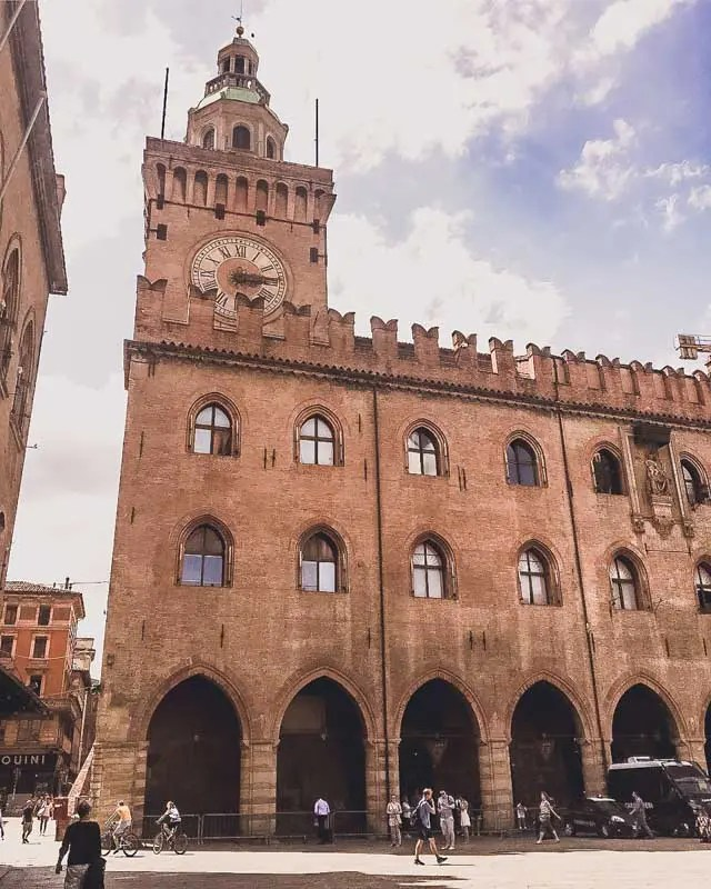 D'Accursio Town Hall