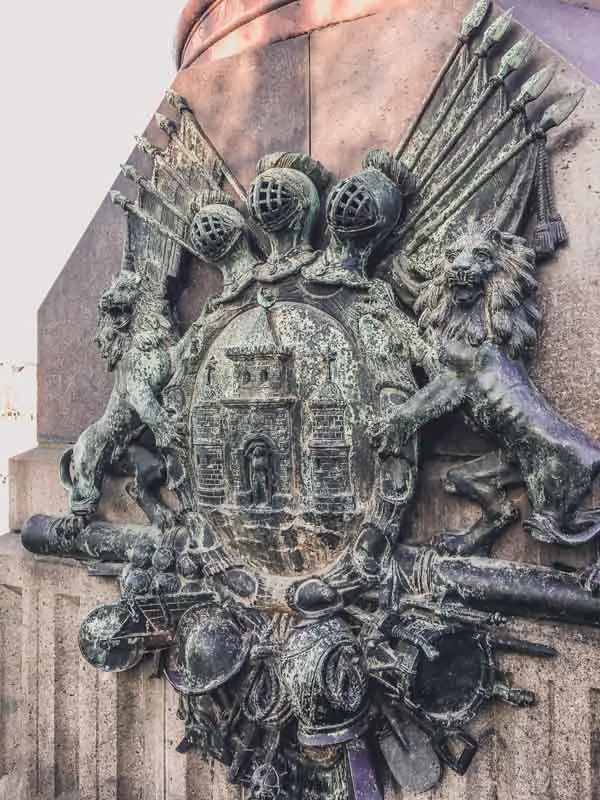 Denmark Crest