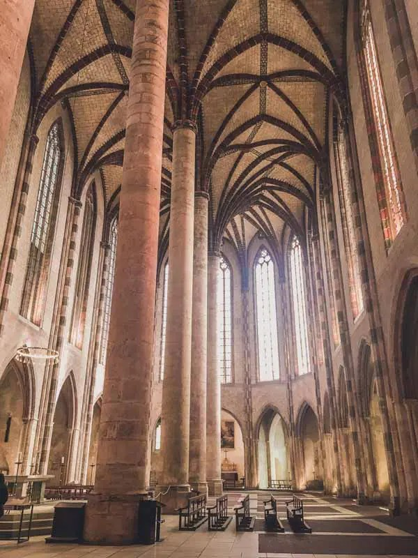 Inside Toulouse Churches