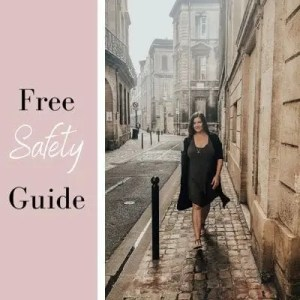 A Solo Woman Traveling Safety Guide
