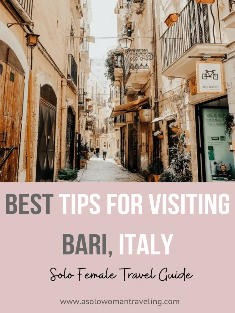 Best Tips for Bari Italy