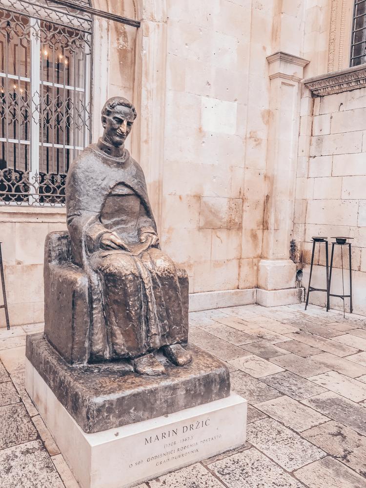 Statues of Dubrovnik