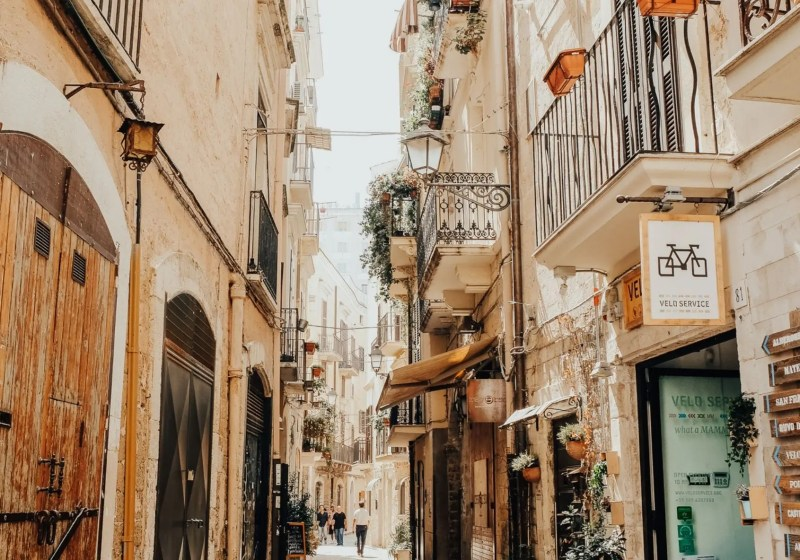 Bari Italy Itinerary