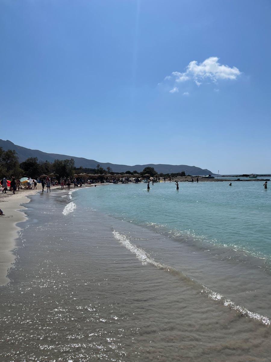 Crete Solo Travel Guide Best Beaches