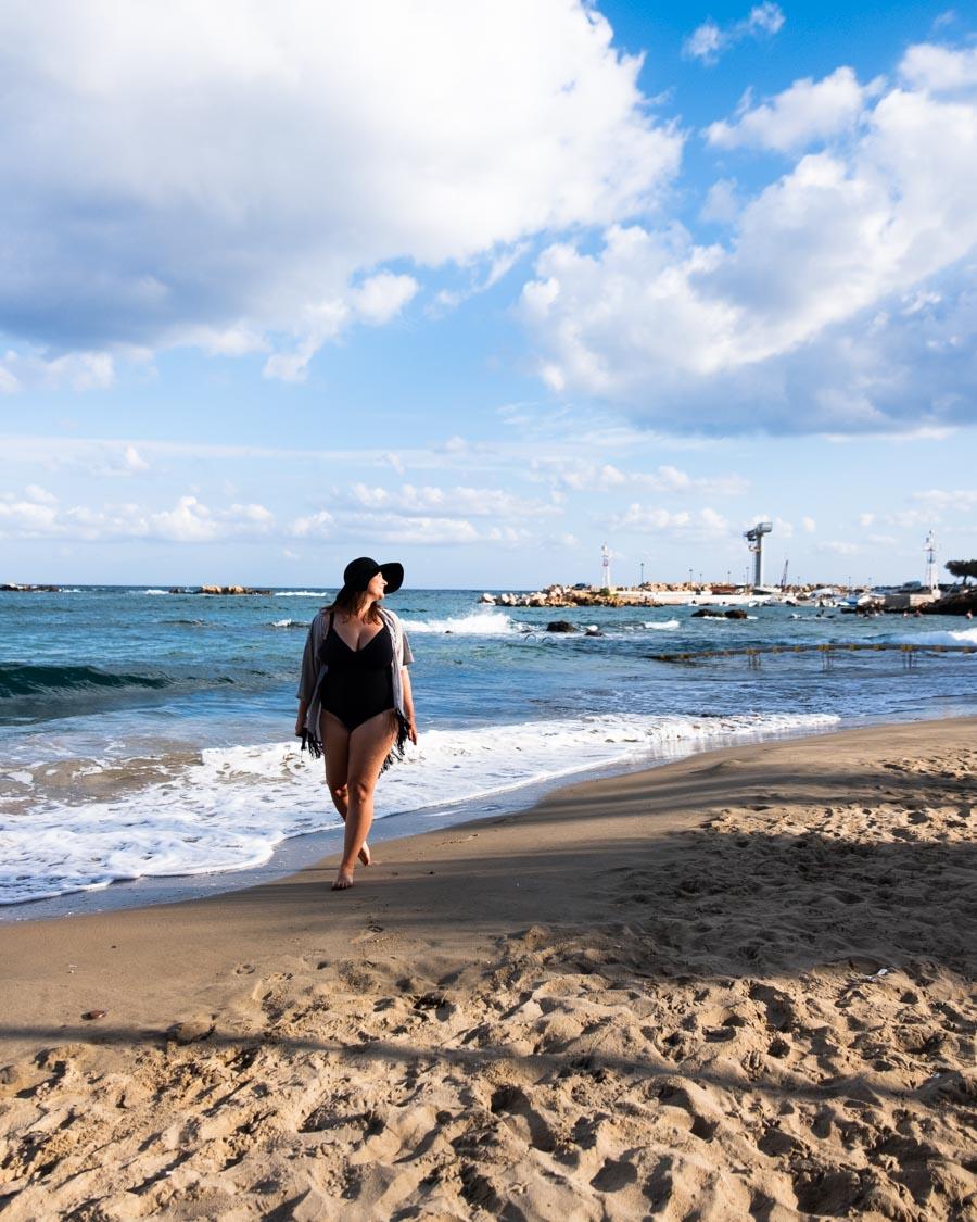 Crete Solo Travel Guide Beaches