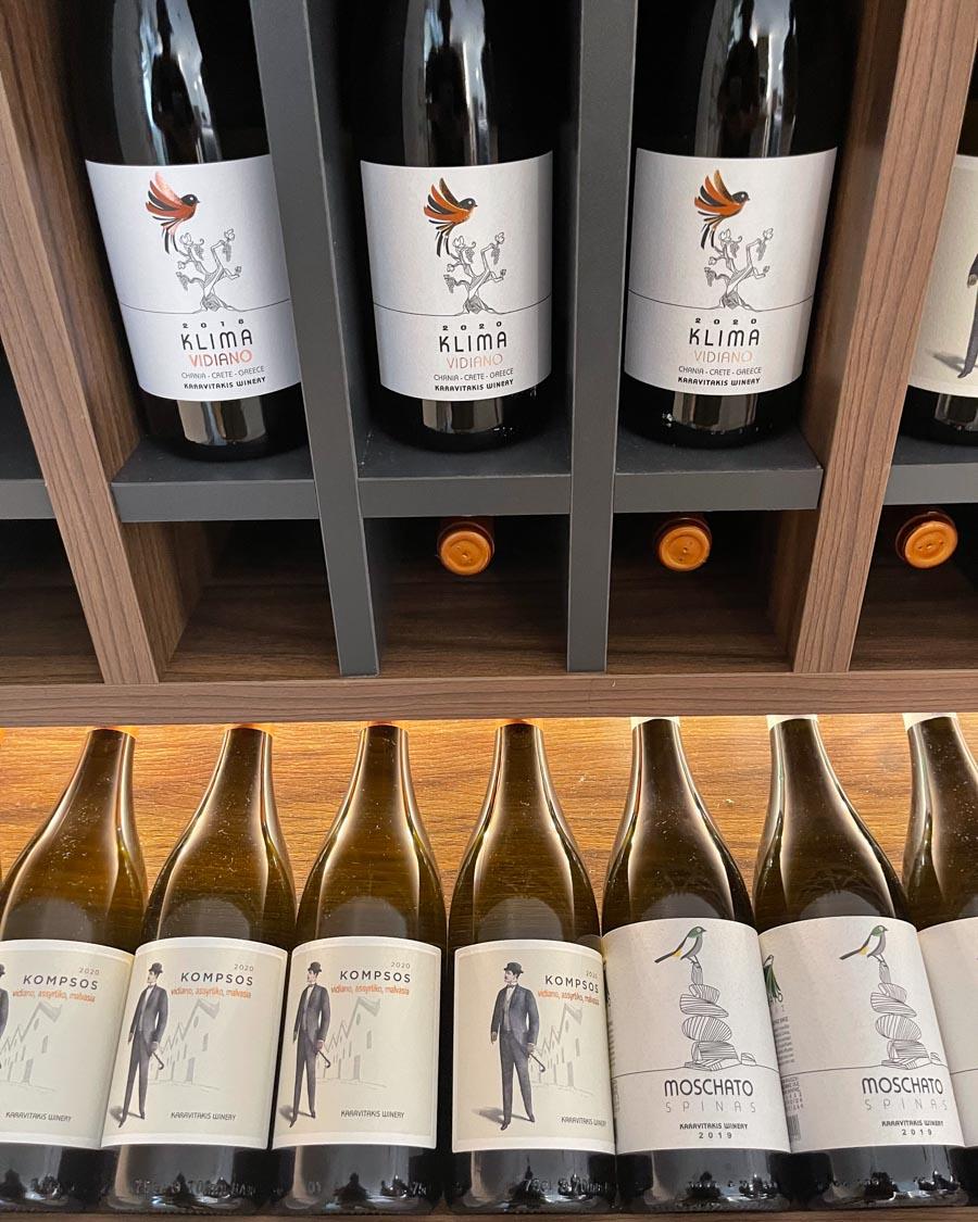 Crete Wine Tasting Tour