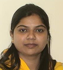 Akanksha Sharma, BSc, MSc, PhD