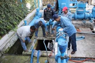 Obras-agua Naucalpan