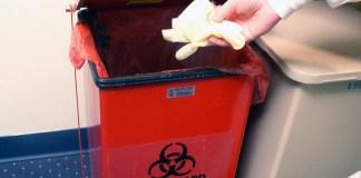 Residuos biológico infecciosos
