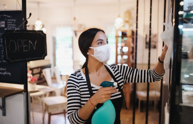 Benefits of Disinfecting Your Workplace – ASI Thermal