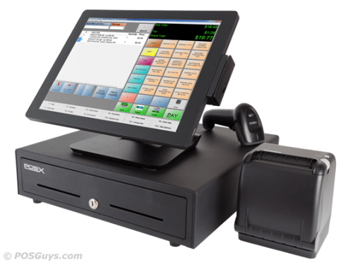 POS Systems and Solutions