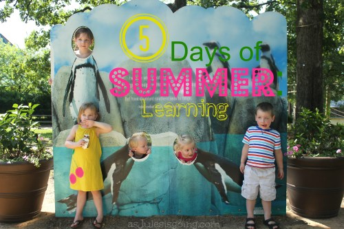 5 Days of Summer- Learning