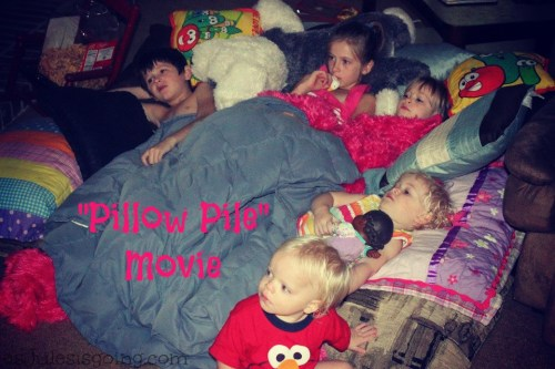 Pillow Pile Movie